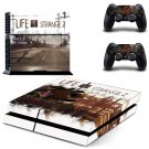 Life is Strange 2 decal skin sticker for PS4 console and controllers