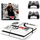NBA 2K19 decal skin sticker for PS4 console and controllers