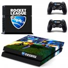 Rocket League decal skin sticker for PS4 console and controllers