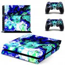 Mythical creature decal skin sticker for PS4 console and controllers