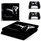 Michael Jackson decal skin sticker for PS4 console and controllers