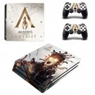 Assassins Creed Odyssey decal skin sticker for PS4 Pro console and controllers