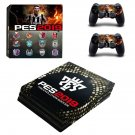 PES 2019 decal skin sticker for PS4 Pro console and controllers