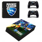 Rocket League decal skin sticker for PS4 Pro console and controllers