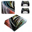 Agave Plants decal skin sticker for PS4 Pro console and controllers