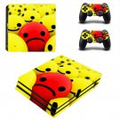 Emoji decal skin sticker for PS4 Pro console and controllers