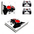 Cat Woman decal skin sticker for PS4 Pro console and controllers
