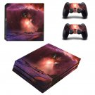 Sky Scene decal skin sticker for PS4 Pro console and controllers