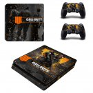 Call of Duty decal skin sticker for PS4 Slim console and controllers
