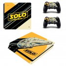 Star Wars decal skin sticker for PS4 Slim console and controllers