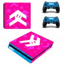 Smosh decal skin sticker for PS4 Slim console and controllers