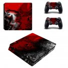 Mythical creature decal skin sticker for PS4 Slim console and controllers