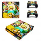 Astronaut Clipart decal skin sticker for PS4 Slim console and controllers