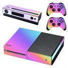 Classic grey decal skin sticker for Xbox One console and controllers