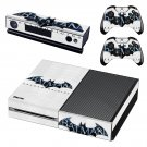 Batman Arkham Origins decal skin sticker for Xbox One console and controllers