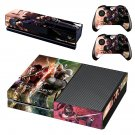Soulcalibur 6 decal skin sticker for Xbox One console and controllers
