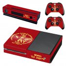 Spyro The Dragon decal skin sticker for Xbox One console and controllers