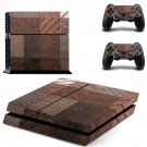Abstraction decal skin sticker for PS4 console and controllers