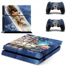 Soulcalibur 6 decal skin sticker for PS4 console and controllers