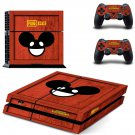 Playerunknown's Battlegrounds decal skin sticker for PS4 console and controllers