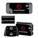 Star Wars decal skin sticker for Nintendo Switch console and controllers