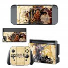 Soulcalibur 6 decal skin sticker for Nintendo Switch console and controllers