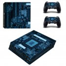 Motherboard decal skin sticker for PS4 Pro console and controllers