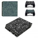 PCB Board decal skin sticker for PS4 Pro console and controllers