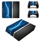 Abstraction decal skin sticker for PS4 Pro console and controllers