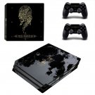 Final Fantasy 15 decal skin sticker for PS4 Pro console and controllers