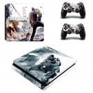 Call of Duty advanced warfare decal skin sticker for PS4 Slim console and controllers