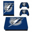 Tampa Bay decal skin sticker for Xbox One X console and controllers