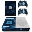 Motherboard decal skin sticker for Xbox One S console and controllers