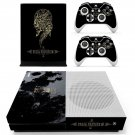 Final Fantasy 15 decal skin sticker for Xbox One S console and controllers