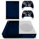 Metal Doors decal skin sticker for Xbox One S console and controllers