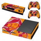 Tampa Bay Buccaneers decal skin sticker for Xbox One console and controllers
