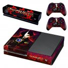 Onimusha decal skin sticker for Xbox One console and controllers