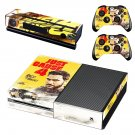 Just Cause 4 decal skin sticker for Xbox One console and controllers
