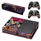 Darksiders 3 decal skin sticker for Xbox One console and controllers