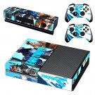 Fortnite decal skin sticker for Xbox One console and controllers
