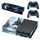 ACE Combat 7 decal skin sticker for Xbox One console and controllers