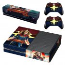 Supergirl decal skin sticker for Xbox One console and controllers