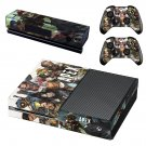 Apex Legends decal skin sticker for Xbox One console and controllers