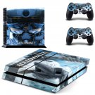 ACE Combat 7 decal skin sticker for PS4 console and controllers