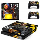 Apex Legends decal skin sticker for PS4 console and controllers