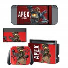 Apex Legends decal skin sticker for Nintendo Switch console and controllers