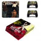 Judge Eyes decal skin sticker for PS4 Pro console and controllers