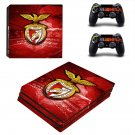SL Benfica decal skin sticker for PS4 Pro console and controllers