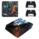Rainbow Six Siege decal skin sticker for PS4 Pro console and controllers