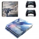 ACE Combat 7 decal skin sticker for PS4 Pro console and controllers